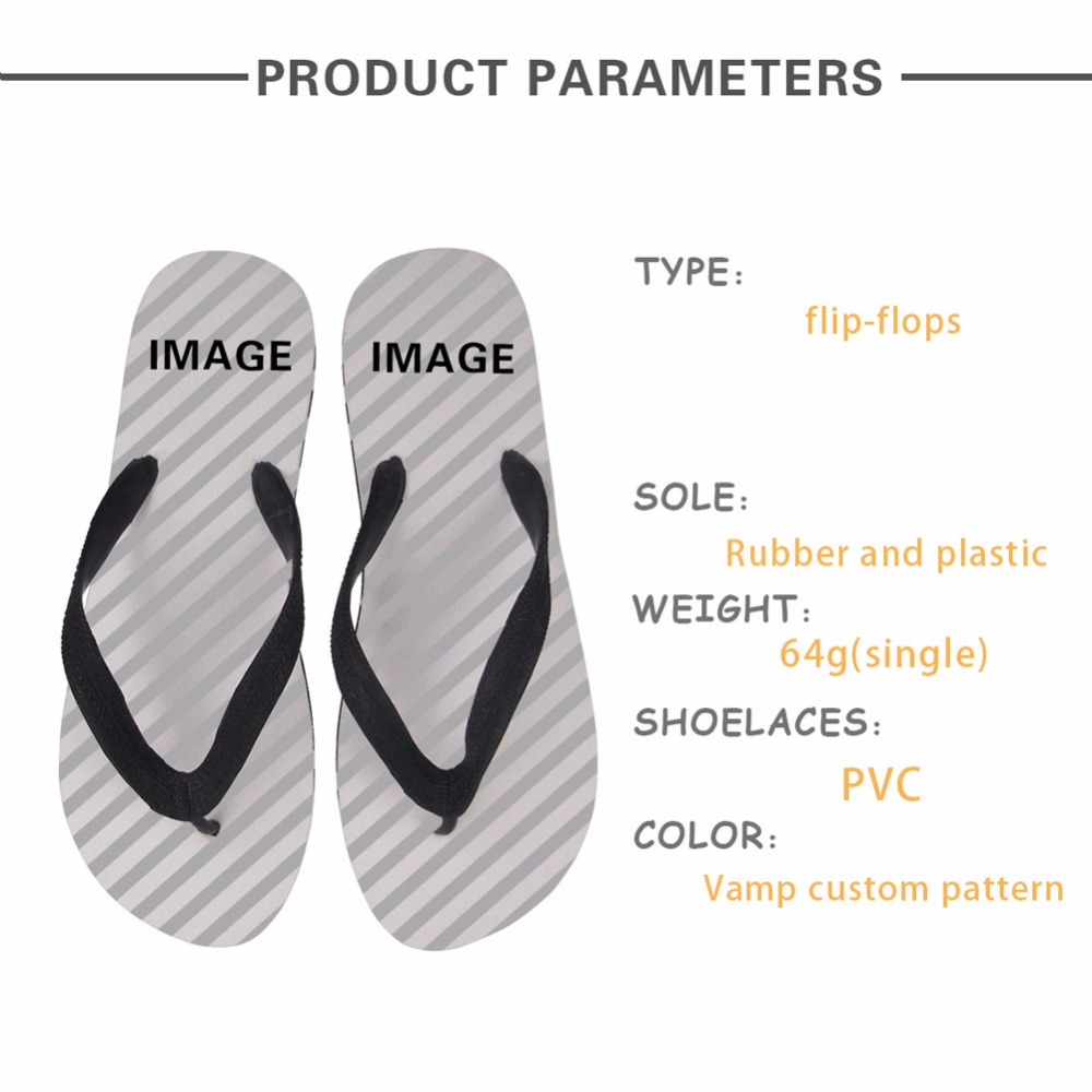2c9c513150d2b2 FORUDESIGNS Colorful Footprint Printing Slippers for Women Fashion Summer  Beach Shoes Rubber Sandals Female Leopard Flip Flops-in Flip Flops from  Shoes on ...