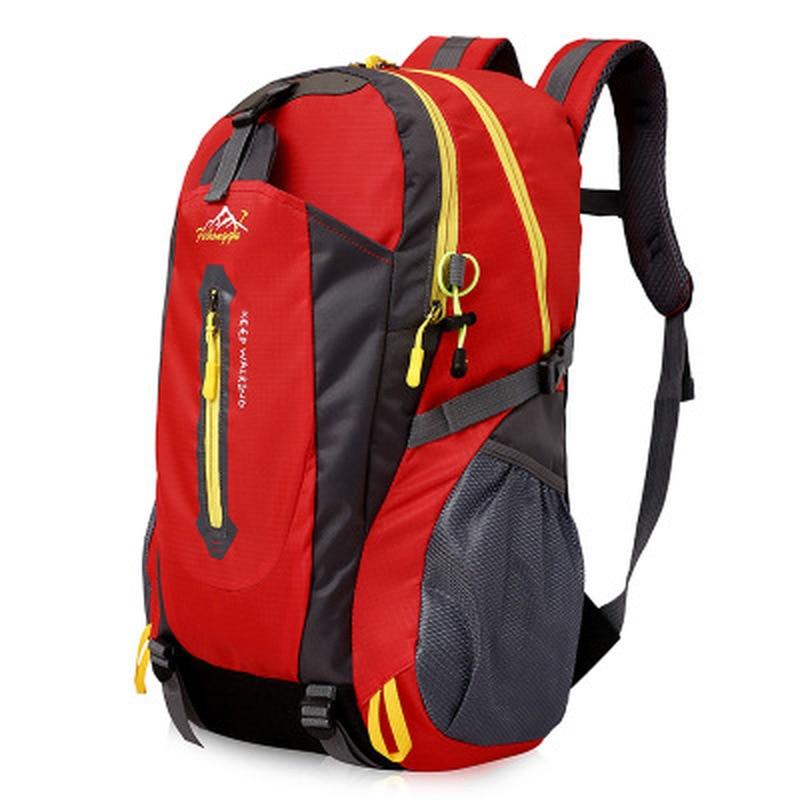 Di Borse Outdoor 3 Resistente All'usura 6 Trekking Traspirante Dorsale Viaggio 4 2 Impermeabile Sportive 5 Campeggio Maglia 2019 Zaini 1 Zaino Resina qBS776