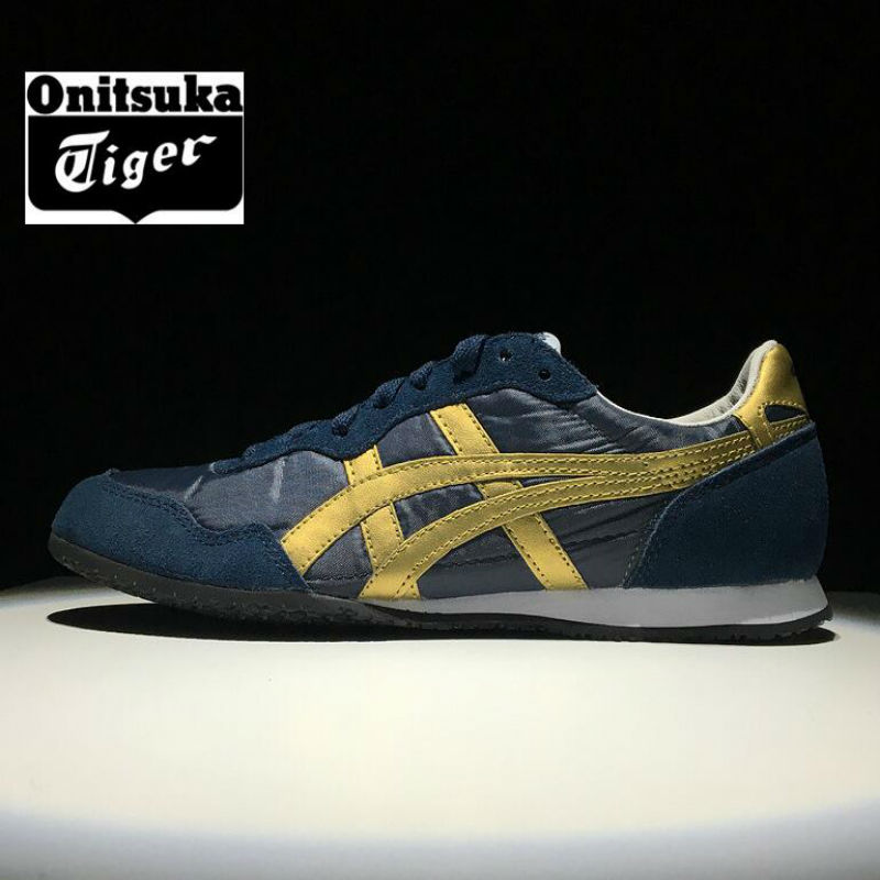 e436f6a280e5c US $57.2 |Onitsuka Tiger SERRANO Sports shoes and shoes for men and women  D109L 2550 size37 44-in Badminton Shoes from Sports & Entertainment on ...