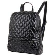 Стейси мешок горячей продажи женщин кожа PU рюкзак опрятный стиль студент мешок школы леди модные сумки