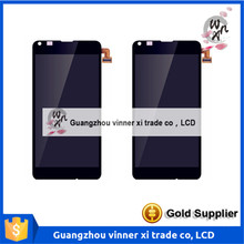 100% Working Well LCD For Microsoft For Nokia Lumia 640 N640 LCD Display With Touch Screen Digitizer Free Shpping