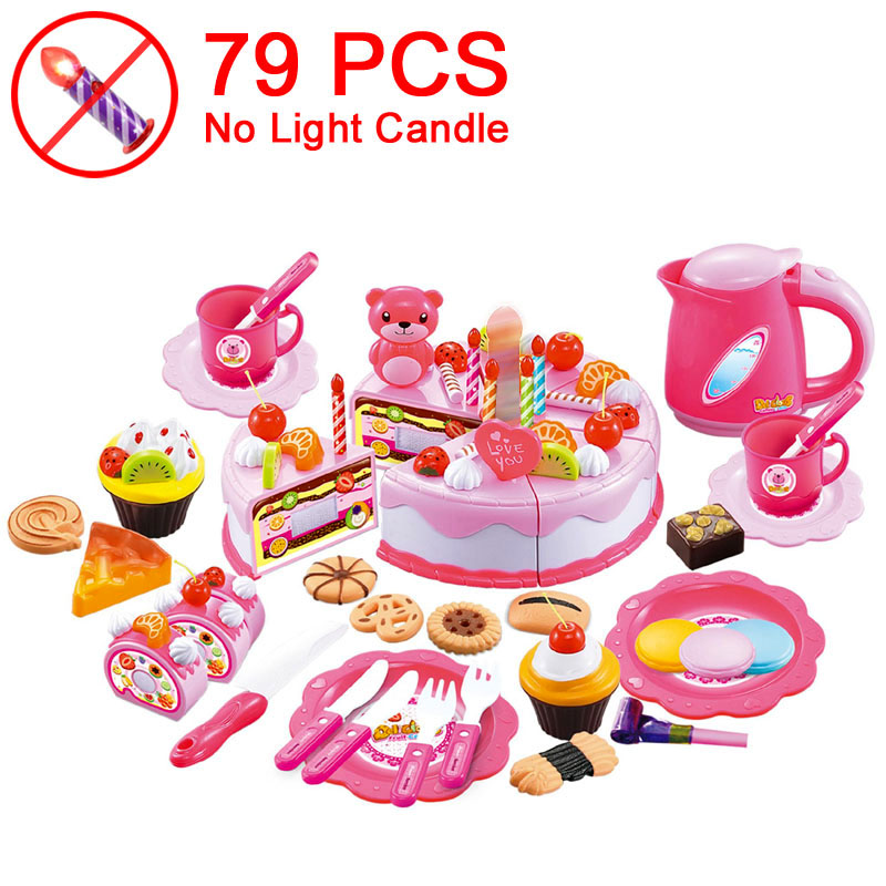 79 Pink NO Candle X