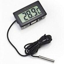 ЖК-цифровой термометр, гигрометр, датчик для холодильника, морозильник, термометр, термограф для холодильника, контроль температуры-50~ 110 C