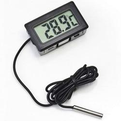 ЖК-цифровой термометр гигрометр датчик для холодильника Морозильник Термометр термограф для холодильника контроль температуры-50 ~ 110 C