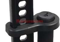 4WD Recovery High Lift Jack Handle Keeper Isolator Farm Jack Holder Anti Rattle Protector For Lift
