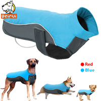 Waterproof Dog Vest Jacket Warm Reflective Pet Clothes Winter Puppy Coat Sweater For Small Medium Large