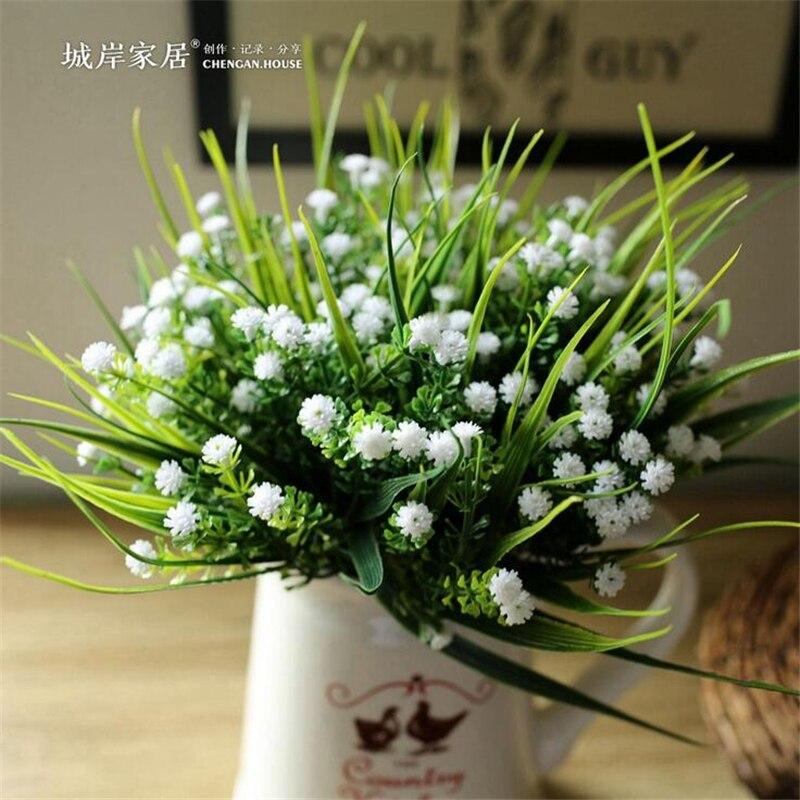 5 kahvli / tükkide kaunistamiseks Pulmad dekoratiivsed lilled - Pühad ja peod - Foto 4