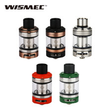 Original WISMEC Elabo Tank 4.6ml/4.9ml Top Filling  with Triple 0.2ohm Coil NS Coil 0.25ohm Match 228W Predator 228 Mod Vape