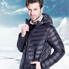 ZOGAA New Men Winter Casual Hooded Thick Padded Jacket Zipper Slim and Women Coats Parka Outwear Warm Coat