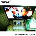 TKDMR Новый TV160 Full HD LVDS Очередь VGA (LED/LCD) ТЕЛЕВИЗОР Платы Tester Tools Конвертер (Дисплей версия) С Пятью Переходная Пластина