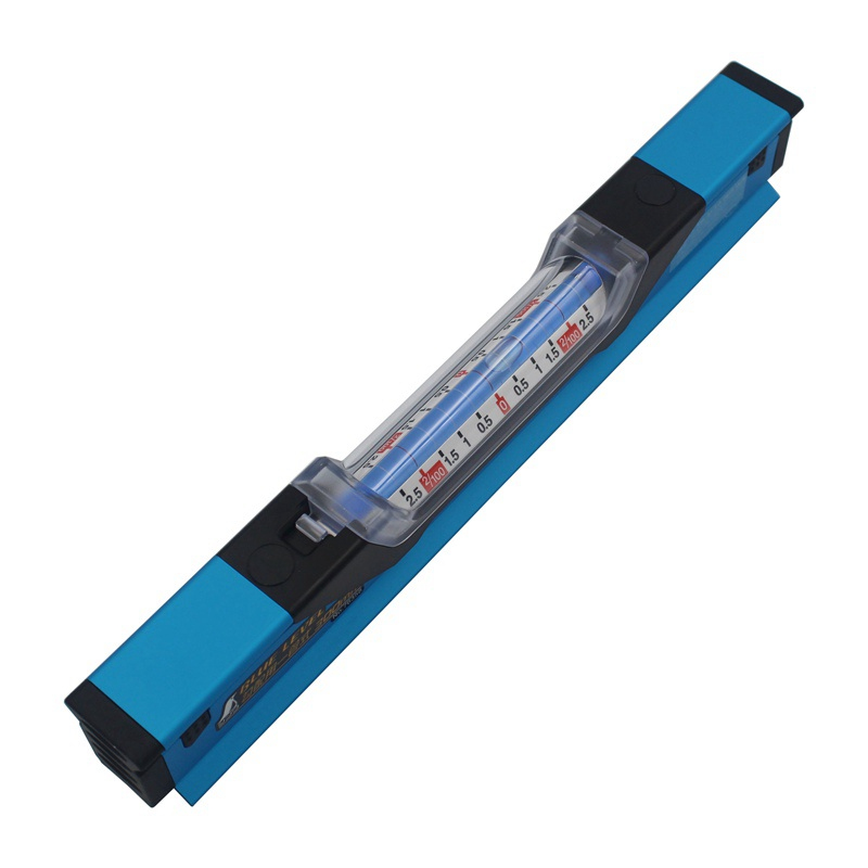 SHINWA Tubular Blue Level Ruler Bubble Spirit Level gauge for Measuring Inclination 300 600mm