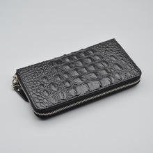 2016 Women Wallets Alligators Genius Leather Money Female Wallet Brand Designers Long Bag 3D Ladies Clutch Coin Purses Holders