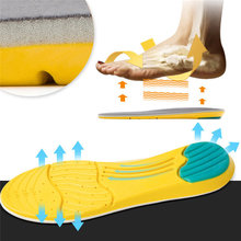 Silicone Insole Inserts-Pad Shoe Orthotic Cushion Deodorant Foot-Care Cool Professional