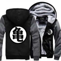 Hot new dragon ball son goku master roshi cosplay coat hoodie winter fleece unisex thicken jacket.jpg 250x250