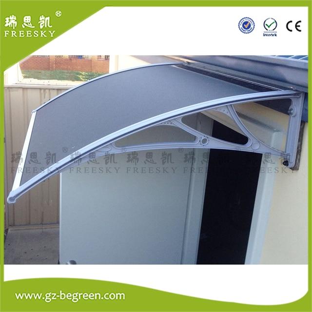 Yp80100 80x100 Cm 80x200 Cm 80x300 Cm Porte Fenêtre Auvent Pour La