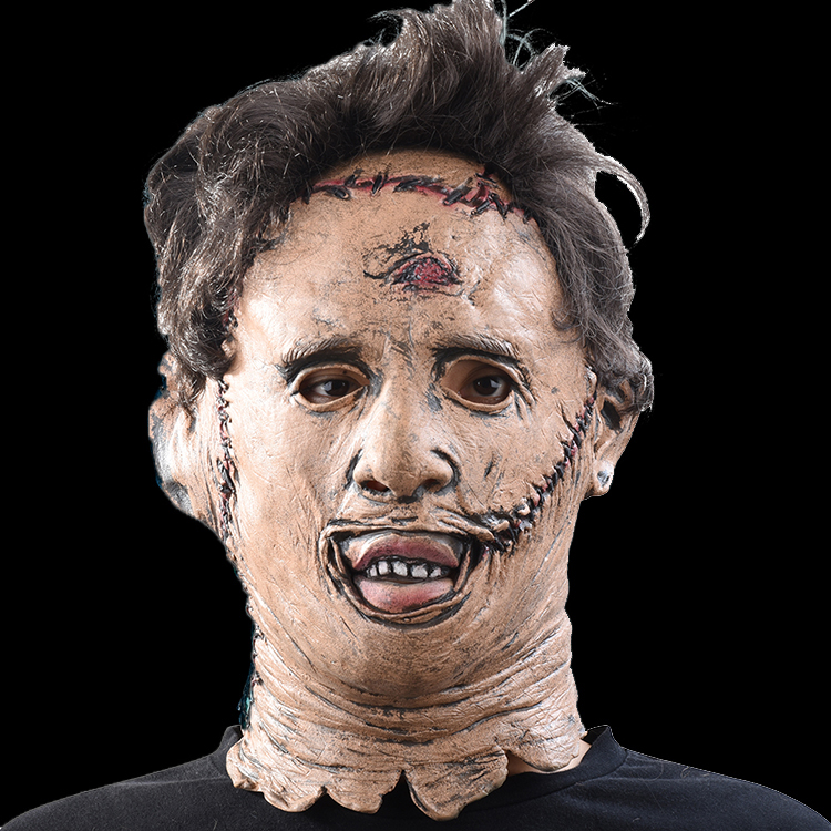 The Texas Chainsaw Massacre Leatherface Masks Scary Movie