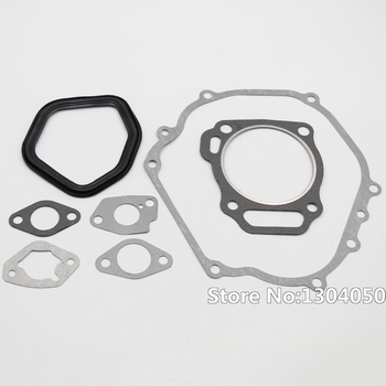 NEW GASKET SET WITH VALVE COVER GASKET FOR Honda GX390 13 HP 13HP ENGINE GX 390 image