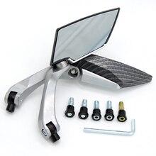 กระจกรถจักรยานยนต์ด้านหลังกระจกด้านข้าง 8 10 mm สำหรับ Honda PCX 125 150 MSX125 MSX 125 NC750X NC750 NC700S/X CBR 600 CB400