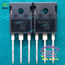 무료 배송 20PCS RJH60F7DPQ RJH60F7DP RJH60F7D RJH60F7 RJH60F7 TO 247