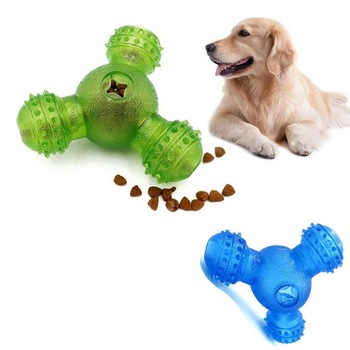 Rubber Feeder Ball for Dog