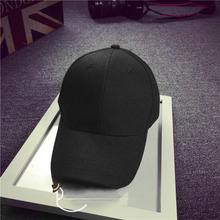 Unisex Men Women Solid Color baseball cap Adjustable Cotton casual hat for Adult Polo Style baseball Caps Snapback gorra