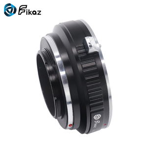 Image 5 - Fikaz For EOS M4/3 Lens Mount Adapter Ring for Canon EOS EF Lens to Micro 4/3 M4/3 MFT Olympus PEN and Panasonic Lumix