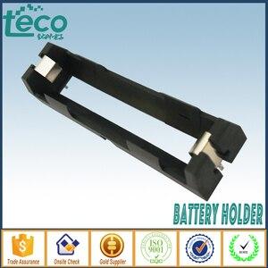 Image 1 - 5Pcs/lot High Quality 1 X 18650 Battery Holder THM With Pins 18650 Battery Storage Box TBH 18650 1C THM