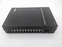 High quality VinTelecom PABX / Private Branch Exchanger/ PBX Office Phone System SV308 ( 3Lines+8ext. ) / MINI PABX HOT