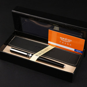 HERO 1601 fountain pen. Ink pen. Office stationery. 0.38mm 0.5mm nib. High-end pen. Boutique gift packaging Free DIY build only