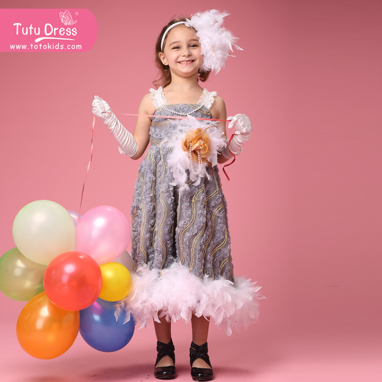 Girls Dresses for Party and Wedding 2018 New Arrive Dress Princess Costume Baby Kids Dress for Girls