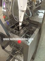 Electronic New Pouch Water Filling Machine For Juice Milk Water Filling