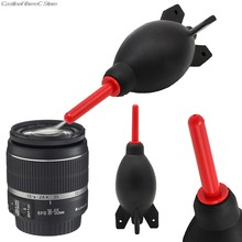 DSLR Camera Lens Rubber Air Dust Blower Pomp Cleaner Rocket Duster Schoonmaak Tool(China)