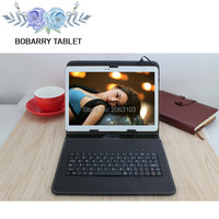 10.1 Inch Smart android Tablet PC Octa Core Android Tablet pcs IPS Screen GPS S108 tablette RAM 4GB ROM 32GB+keyboard