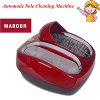 Automatic Shoes Cleaner Commercial Sole Cleaning Machine Polishing Shoes Equipment Smart Home Appliance 412412