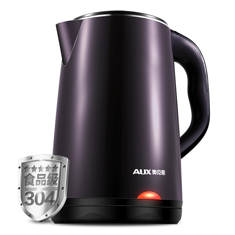 220V Household 1.8L Electric Kettle High Quality Stainless Steel Inner For Tea Coffee Fast Heating With Auto Off Function EU/AU/