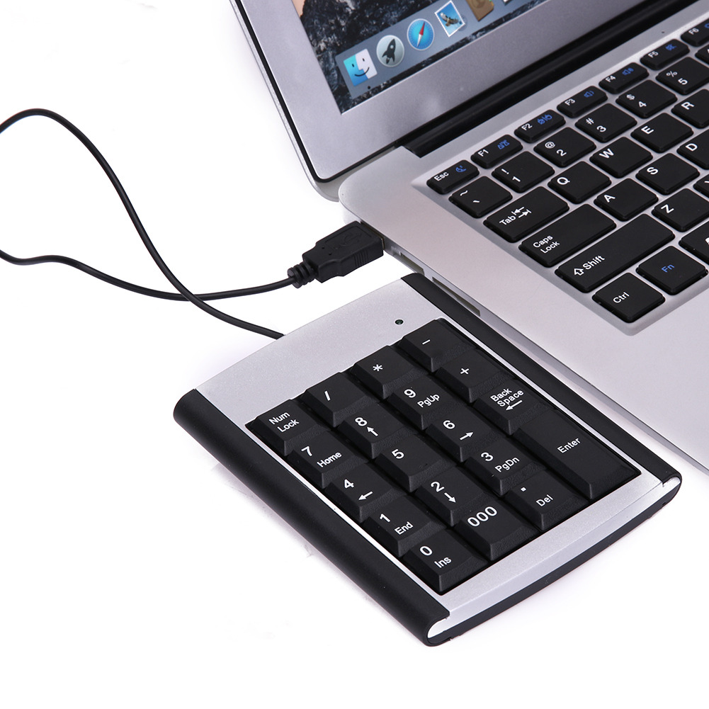 Notebook samsung com teclado numerico - Adaptador Usb Teclado Num Rico De 19 Teclas Mini Teclado Num Rico Teclado Digital Para Notebook Pc Port Til