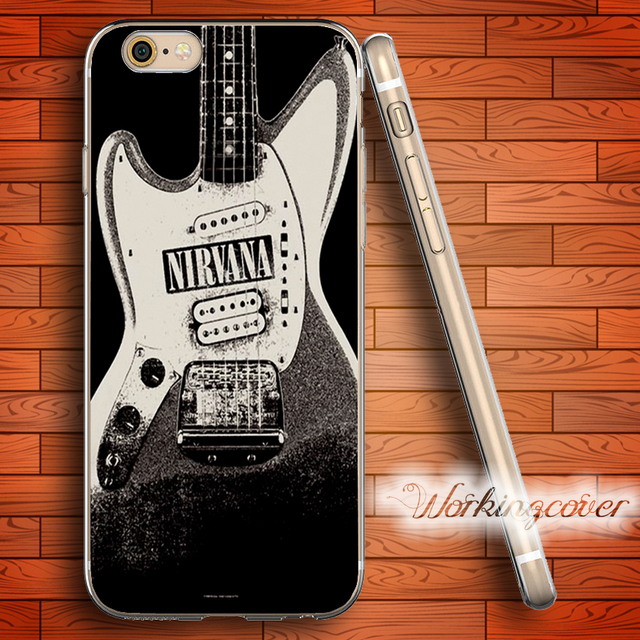 iphone 7 coque nirvana