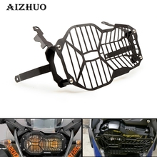 Hot Motorcycle Headlight Head light Grill Guard Cover Protector For BMW R1200GS 2013 2014 2015 2016 R 1200GS 1200 GS ADVENTURE for bmw r1200gs headlight grille guard cover protector head light for bmw r1200gs r1250gs lc adventure 1200gs gsa 1250 2013 2018