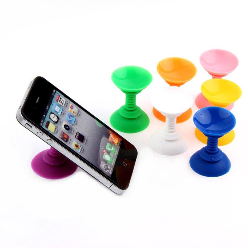 Universal för biltelefonhållare Hög kvalitet Silikon Dubbelsidig - Reservdelar och tillbehör för mobiltelefoner - Foto 2