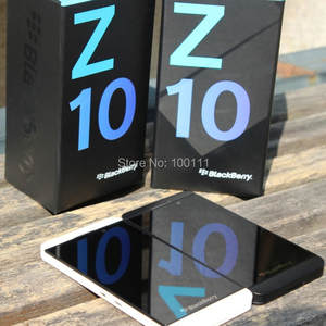 Blackberry Z10 Mobile-Phone 8MP 16gb 2gb GSM/WCDMA/LTE Nfc Bluetooth Refurbished Touch-Screen