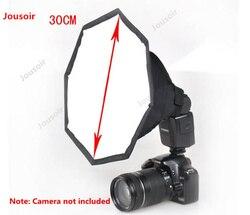 30cm external machine top flash FLEXO hood SLR Micro Single Camera Accessories CD50 T07