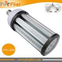 24pcs/lot energy star waterproof 20w 30w 50w 80w 120w SMD LED light bulb 100w led bulb lamp e40 e27 UL DLC ETL listed corn lamp