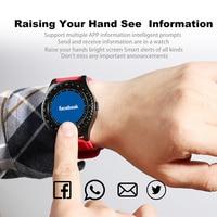 led music LIGE Smart Watch Men LED Sport Smart Clock activity Tracker Mobile Phone Reminder Music Player Smart Watch Support SIM card (5)