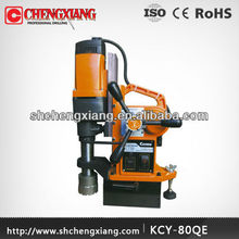 CAYKEN auto feed magnetic base drill machine KCY-80QE