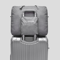 2017 Women Folding Travel Bag Unisex Luggage Travel Handbags WaterProof Travel Bag Large Capacity Bag Women
