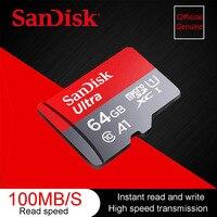 Карта памяти micro SD ультра micro SD карта, 64 ГБ, карта памяти 64 GB microSD карты памяти microSDXC UHS-I карты для телефона cartao de memoria A1