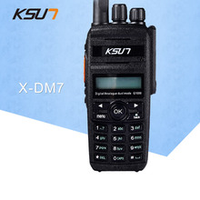 BUXUN digitale walkie talkie 400-470 MHz X-DM7 portable radio DMR-zender Digitaal dual-use model Two way radio