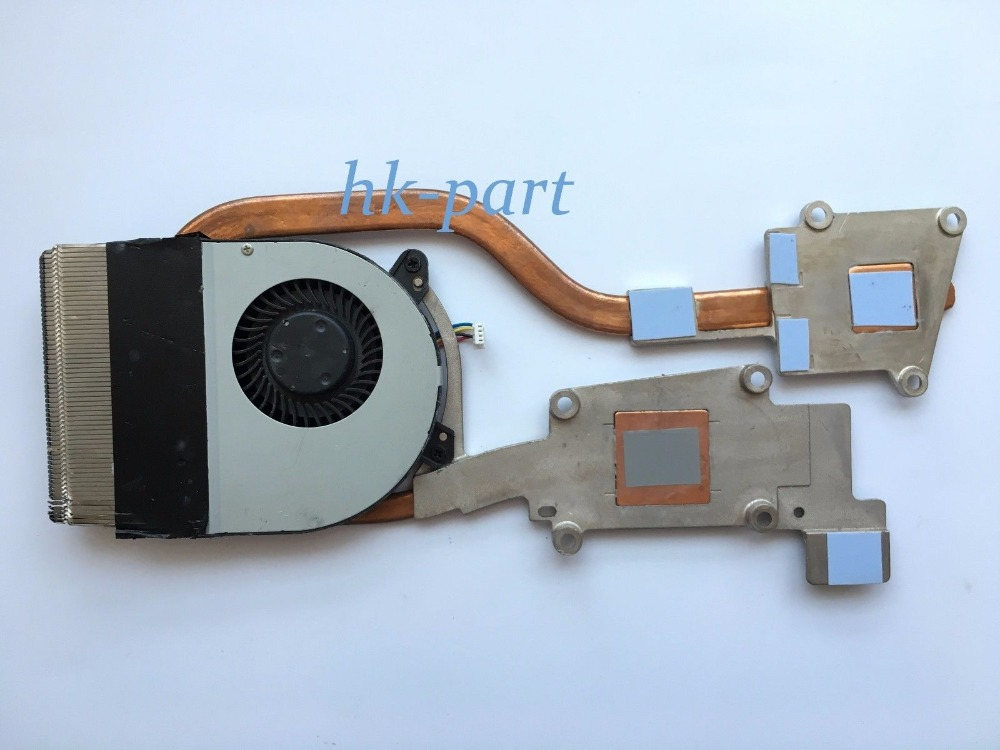New For Dell Latitude E6520 Cooling Fan with Discrete graphics Heatsink  0J12WD