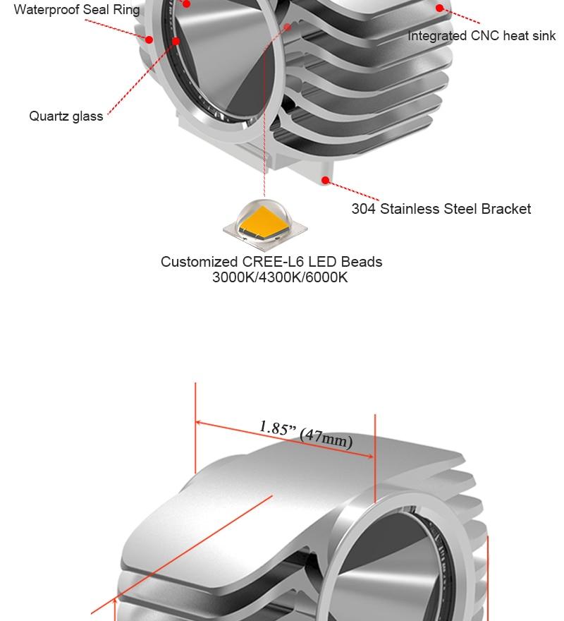 motorcycle headlight spot light (8)