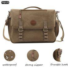 Ретро сумка mosiso для ноутбука 15 156 дюйма водонепроницаемая